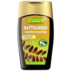 SIROPE DATIL RAPUNZEL  250 G