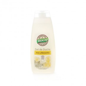 GEL ALOE MANZANILLA BIOCOP 400 ML