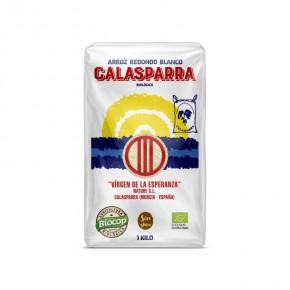 ARROZ E.PLASTICO BLANCO CALASPARRA  1 KG