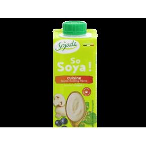 CREMA PARA COCINAR DE SOJA BIO, 200 ml