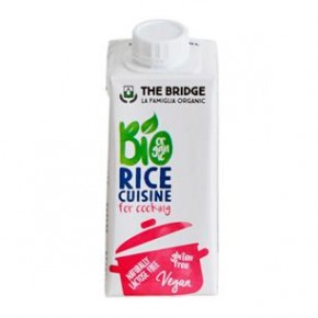 CREMA DE ARROZ ECO 200 ML, THE BRIDGE