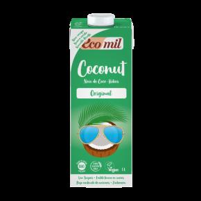 BEBIDA COCO ORIGINAL (CON AGAVE)ECO 1L, ECOMIL