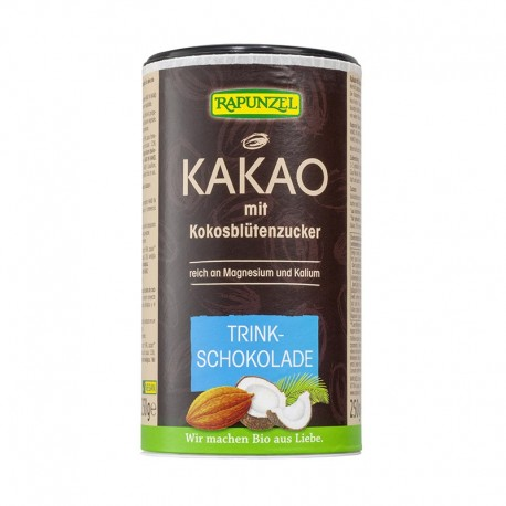 CACAO SOLUBLE COCO RAPUNZEL  250 G