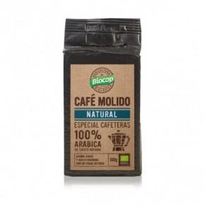 CAFE MOLIDO 100% ARABICA BIOCOP  500 G