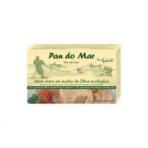 ATÍN CLARO EN ACEITE DE OLIVA 120GR, PANDOMAR