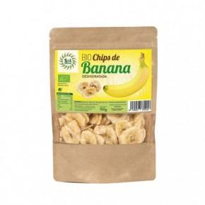CHIPS DE BANANA BIO 150 G, SOL