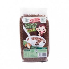 CHOCO ARROZ BIO 250 G, SOL