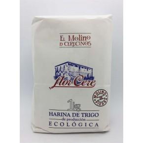 HARINA DE TRIGO ECO 1 KG, EL MOLINO DE CERECINOS