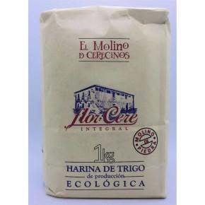 HARINA TRIGO INTEGRAL 1 KG, EL MOLINO DE CERECINOS