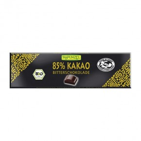 CHOCOLATINAS 85% CACAO RAPUNZEL 20 G