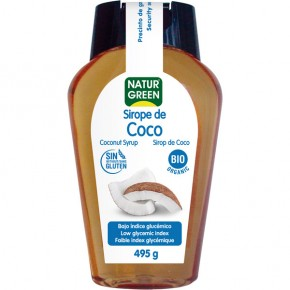 SIROPE COCO ECO 495 GR,NATUR GREEN