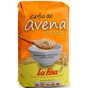 GOFIO DE AVENA INTEGRAL BIO 450GR, GOFIO LA PINA