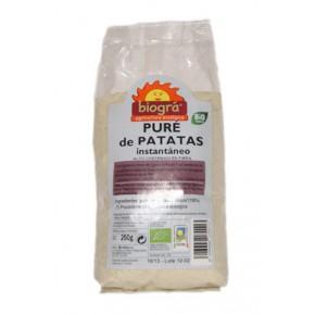 PURE DE PATATAS INSTANTANEO ECO 250 GR, BIOGRA